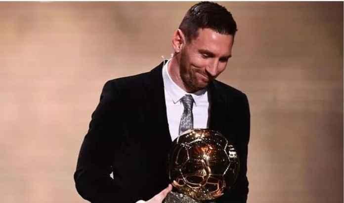 Lionel Messi Siap Pensiun Usai Raih Ballon d'Or Ke-6