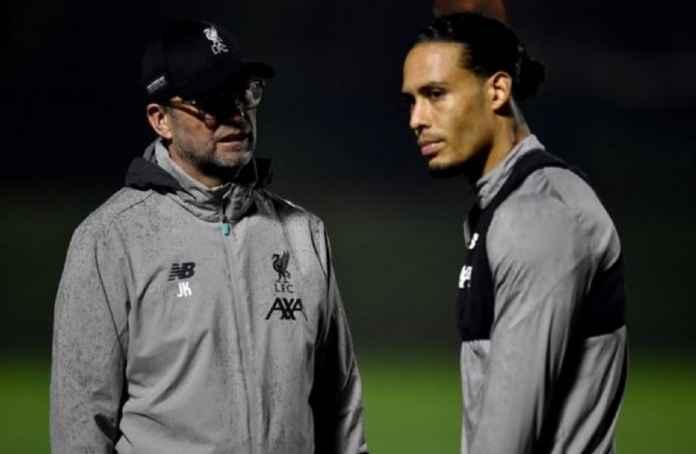 Jurgen Klopp Tak Yakin Van Dijk Perkuat Liverpool di Final Piala Dunia Antarklub