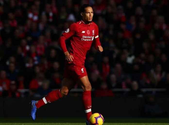 Liverpool Bersiap Sambut Virgil van Dik di Final Piala Dunia Antarklub