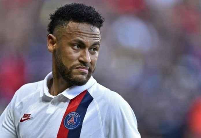 Neymar Kembali Tuntut Barcelona