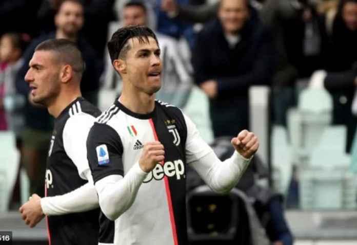 Cristiano Ronaldo Cetak Rekor di Juventus vs Udinese