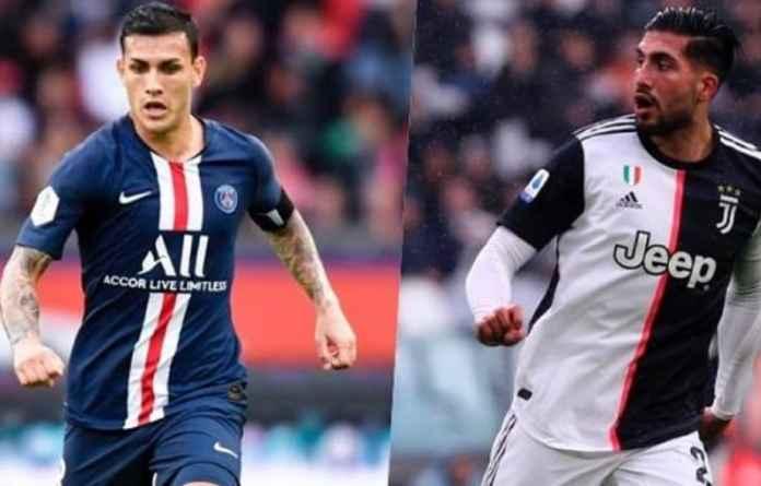 Juventus dan PSG Barter Gelandang, Januari Nanti