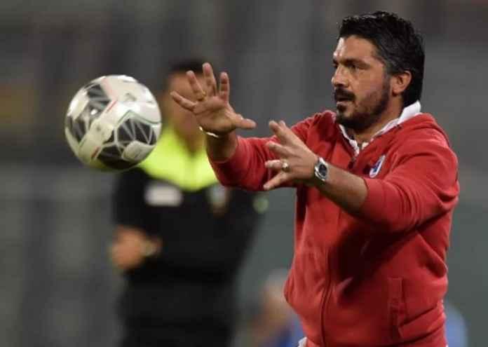 Gennaro Gattuso Makin Santer Gantikan Carlo Ancelotti di Napoli