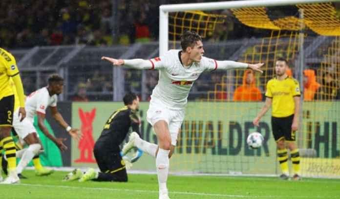 Borussia Dortmund Sulit Terima Hasil Imbang Lawan Leipzig