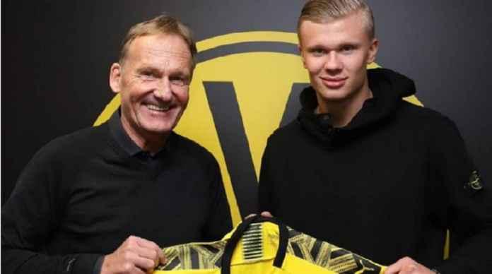 Erling Haaland Bikin Patah Hati, Pilih Gabung Borussia Dortmund