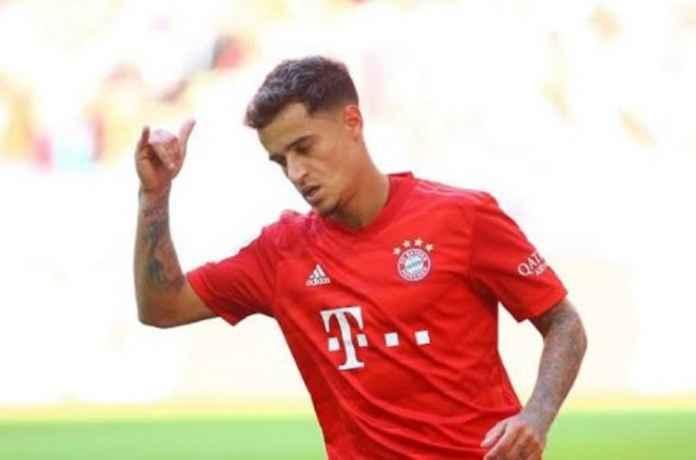 Philippe Coutinho Ingin Tinggal di Bayern Munchen