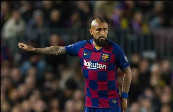 Arturo Vidal memasuki Radar Manchester United