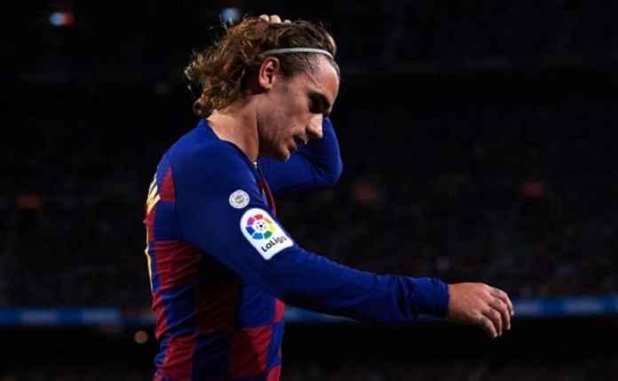 Atletico vs Barcelona: Antoine Griezmann Main Nggak Ya