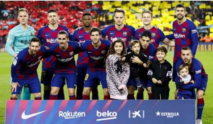 Barcelona Melempem, Cuma Empat Pemain Punya Rating Bagus di El Clasico
