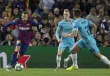 Barcelona Kembali Diperkuat Bek Sayap Andalan di Laga El Clasico