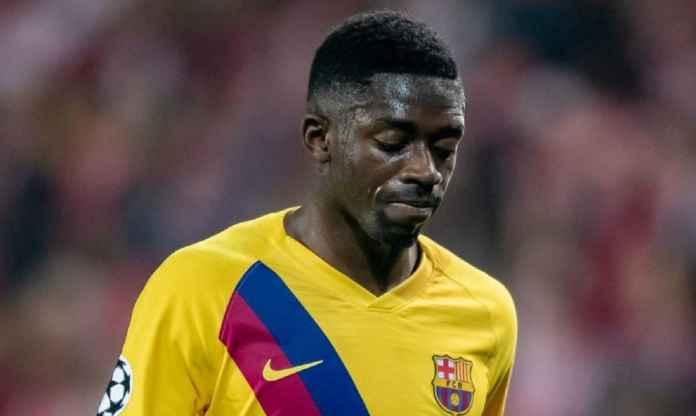 Barcelona Dapat Jalan Lepas Ousmane Dembele