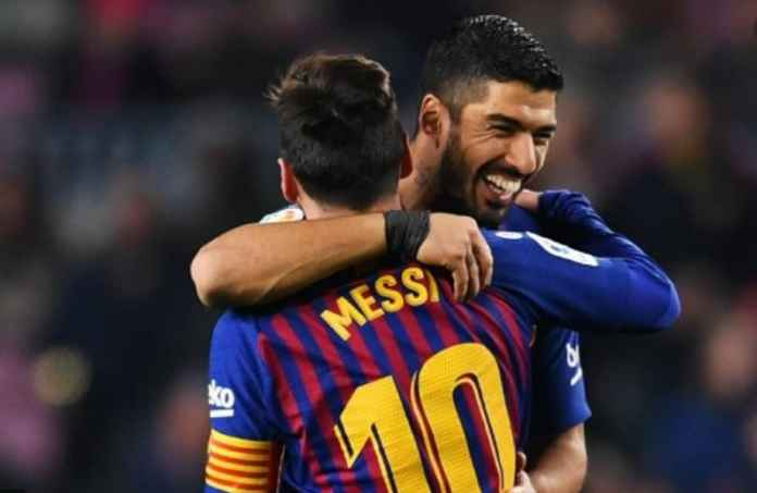 Pensiun Lionel Messi Selalu Disalahpahami, Kata Luis Suarez