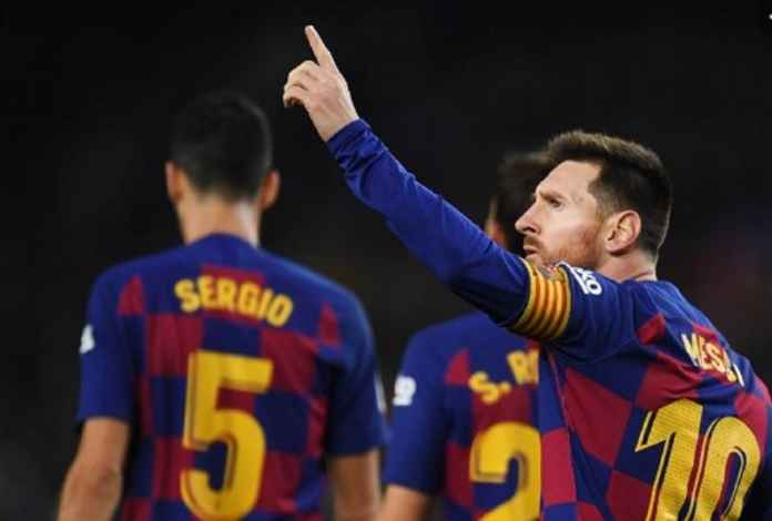 Lionel Messi: Lebih Sulit Hadapi Real Madrid di Camp Nou