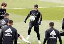 Zidane Libatkan Wajah Tak Dikenal di Real Madrid Kontra Espanyol