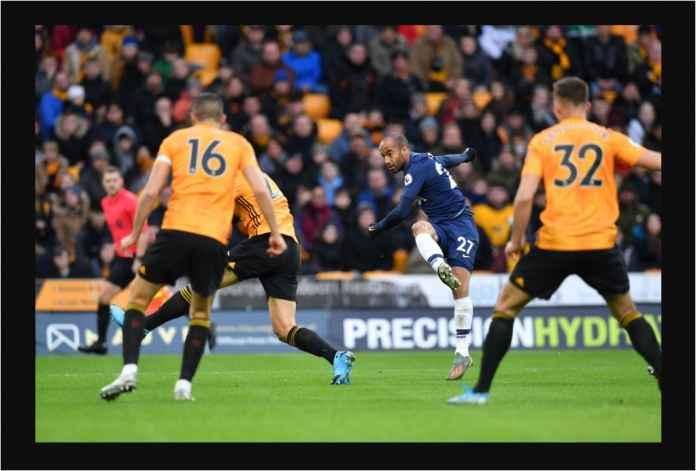 Tottenham Hotspur Ungguli Wolves 1-0 Berkat Gol Lucas Moura