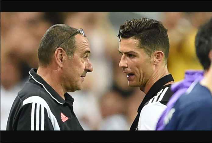 Ronaldo Mungkin Dicadangkan Oleh Sarri Nanti Malam