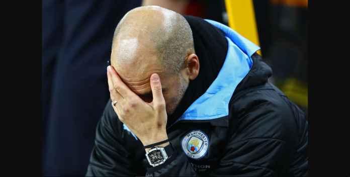 Man City Kalah! Liverpool Bersorak, Guardiola Tertinggal 14 Poin
