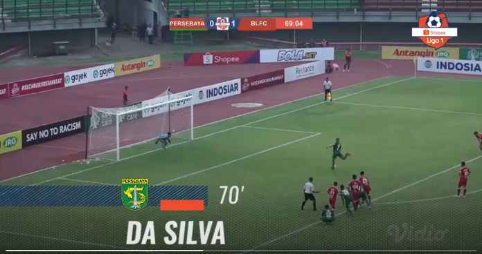 Persebaya Surabaya Kuasai Posisi Kedua Liga 1 Indonesia, Untuk Sementara