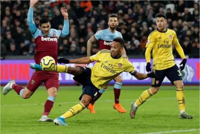 Tertinggal Satu Gol, Arsenal Cetak Tiga Gol dalam Sembilan Menit!