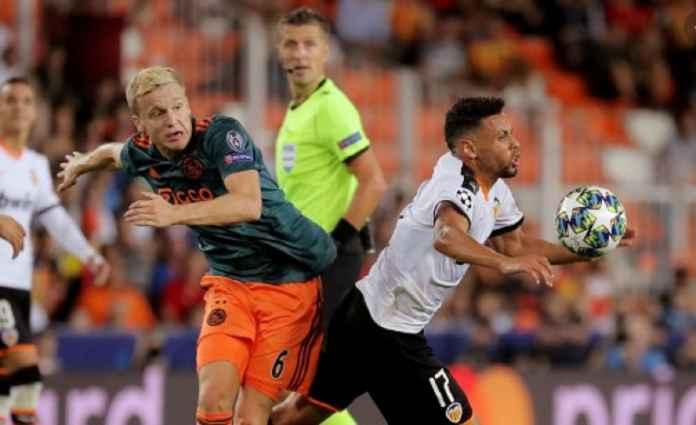 Prediksi Ajax vs Valencia, Liga Champions 11 Desember 2019