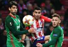 Prediksi Atletico Madrid vs Lokomotiv Moscow, Liga Champions 12 Desember 2019