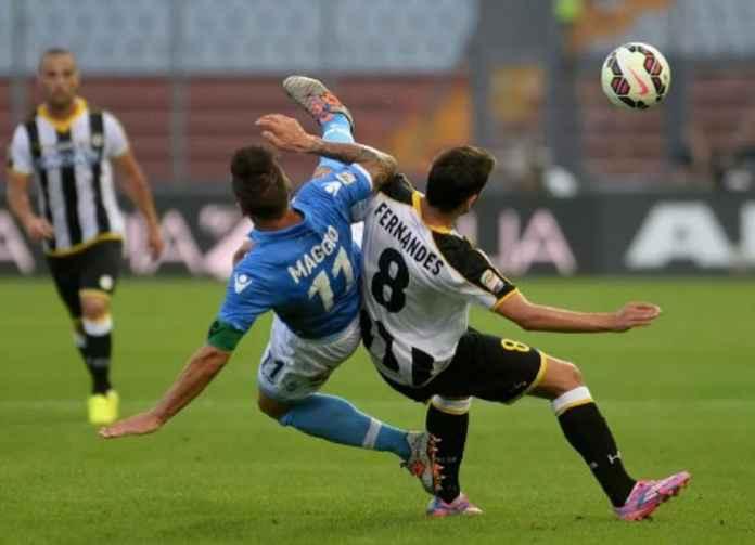 Prediksi Udinese vs Napoli, Liga Italia 8 Desember 2019