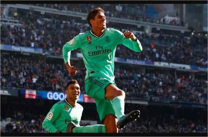 Pemain Prancis yang Tolak Mourinho Bawa Real Madrid Unggul 1-0