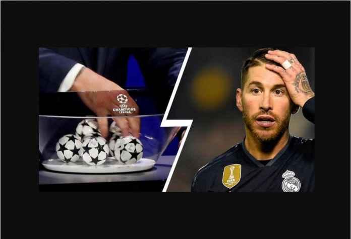 Head-to-head Real Madrid versus Calon Lawan 16 Besar Liga Champions