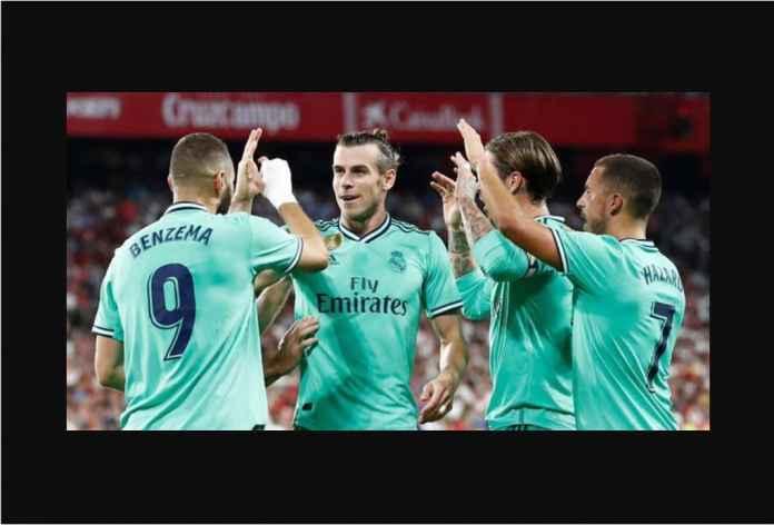 Besok Real Madrid Tuan Rumah Tapi Kenakan Jersey Hijau