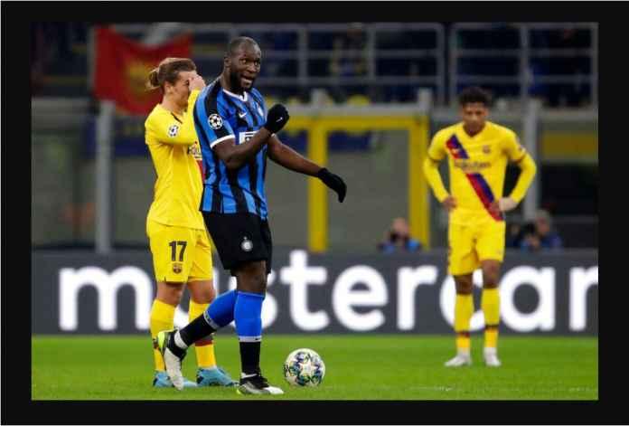Degradasi ke Liga Europa, Lukaku Diledek Luke Shaw