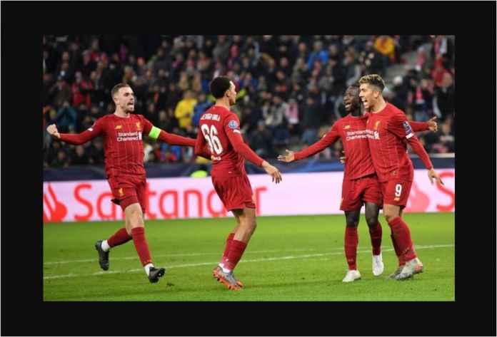 Liverpool Lolos! Menang 2-0 di Salzburg, Pintu Gol Dibuka Lebar-lebar