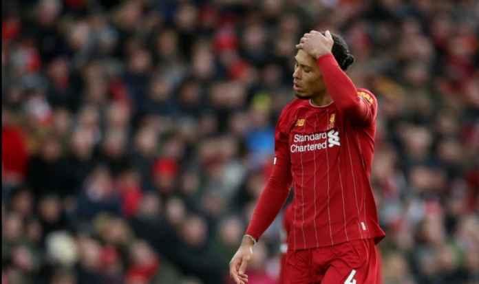 Virgil van Dijk Absen Latihan Jelang Liverpool Hadapi Monterrey