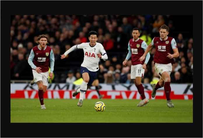 Son Heung-min Kalahkan Tujuh Pemain Burnley, Gol Terbaik Musim Ini