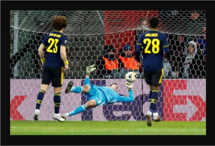 Arsenal Lolos dari Tim Pecatan Liga Champions
