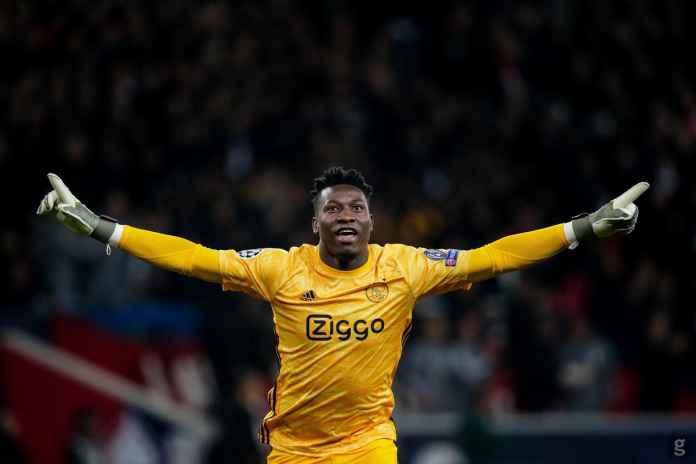 Andre Onana - Ajax Amsterdam