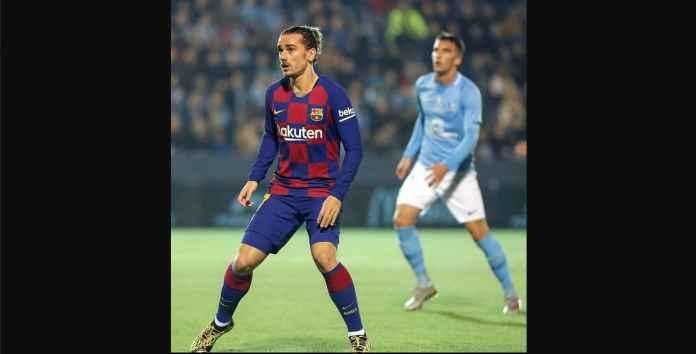 Barcelona Nyaris Tersisih di Copa del Rey, Untung Ada Antoine Griezmann
