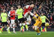 Mikel Arteta Hilang 9 Poin, Arsenal Imbang 1-1 Lawan Sheffield