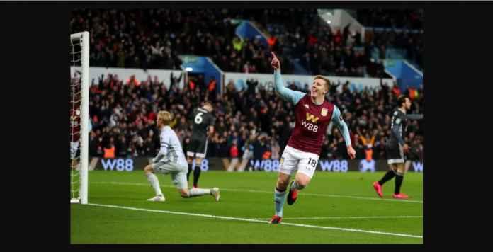 Gol Menit 93 Bawa Aston Villa Jumpai Man City atau Man Utd di Final
