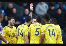 Chelsea dan Sheffield United Bergembira Lihat Aubameyang Kartu Merah