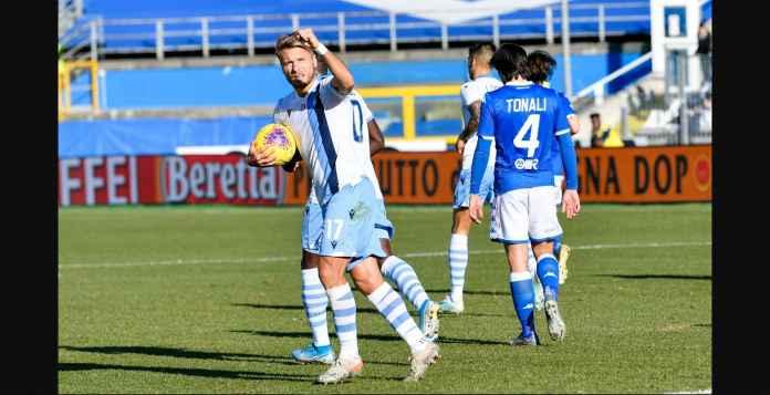 Lazio Menang dan Cetak Rekor, Pencetak Golnya Juga Cetak Rekor