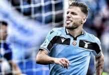 Immobile Cetak Tiga Gol, Plus Satu Kartu Merah, Lazio Menang 5-1!