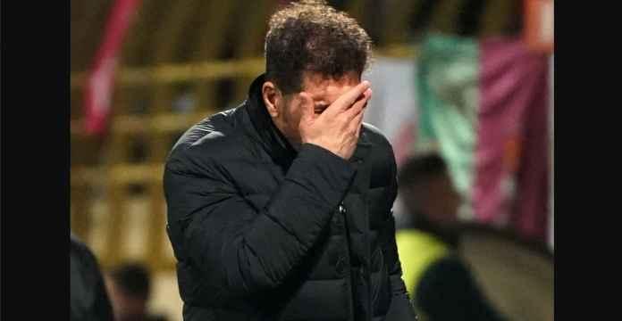 Atletico Madrid Tersisih! Dikalahkan Tim Divisi Ketiga Liga Spanyol