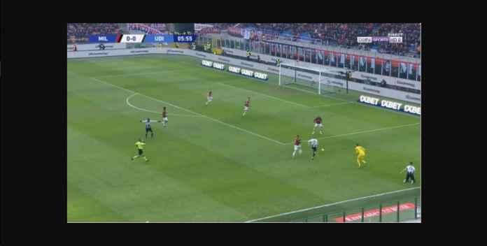 Donnarumma Bikin Blunder Bodoh, Untung Milan Menang 3-2 Udinese