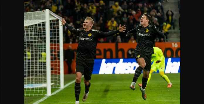 Pemain Borussia Dortmund berusia 19 tahun mencetak tiga gol, Man Utd menangis