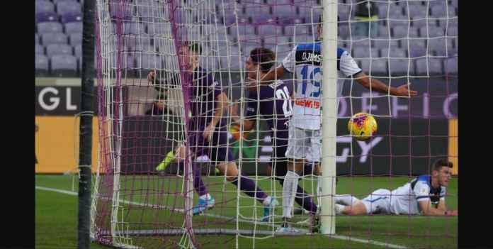 Atalanta gagal menang atas Fiorentina, kendati memenangkan sejumlah pemain