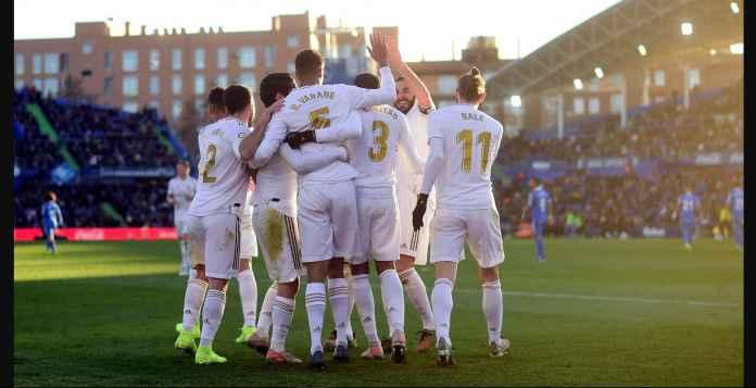 Kalau Bukan Karena Pahlawan Los Blancos, Real Madrid Gagal Menang