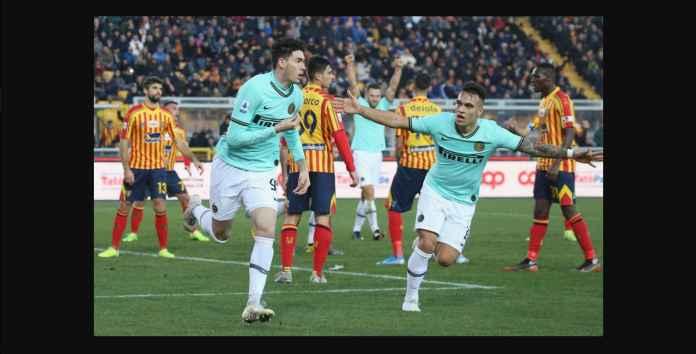 Inter Lecet Cuma Imbang 1-1 di Lecce, Juventus Bersorak