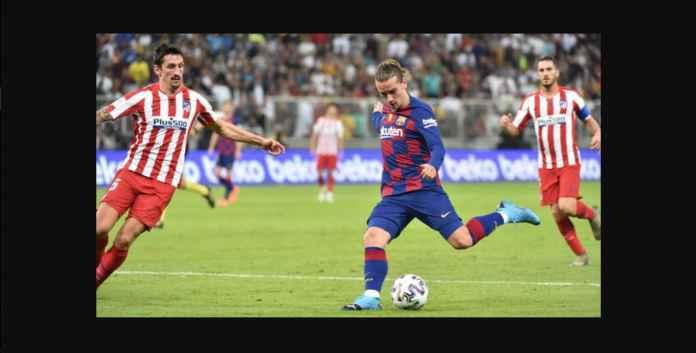 Griezmann Pesimis Barcelona di Liga Champions Usai Kalah Piala Super