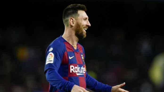 Hasil Barcelona vs Granada di Liga Spanyol - Lionel Messi
