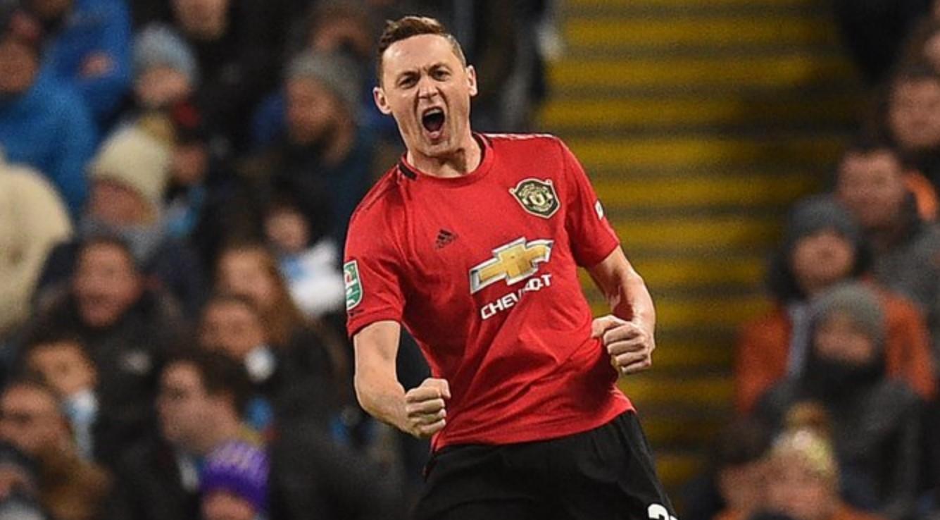Manchester United Menang Tapi Tersingkir Matic Cetak Gol